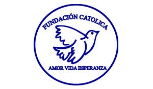 Logo Fundación Católica Amor vida y esperanza